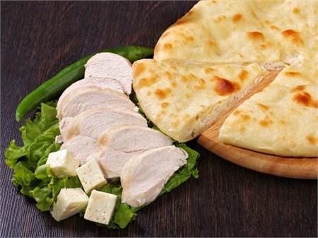 С куриной грудкой и сыром, 1000 гр. Осетинский пирог - фото 4647