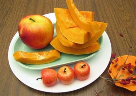 С тыквой и яблоками, 500 гр. Осетинский пирог Насджын/Фаткъуджын - фото 5048