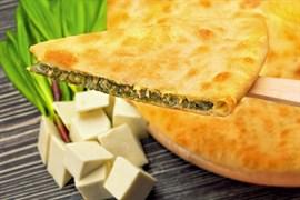 """С сыром и черемшой, 500 гр. """"Давонджын"""" Осетинский пирог"""