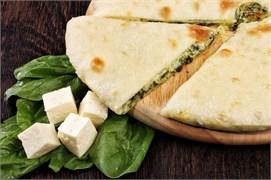 С сыром и шпинатом, 1000 гр. Осетинский пирог