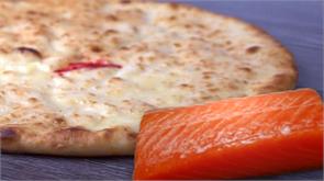 Рыбный Пирог, 500 гр. Осетинский пирог