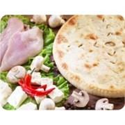 С куриной грудкой, сыром и грибами, 1000 гр. Осетинский пирог