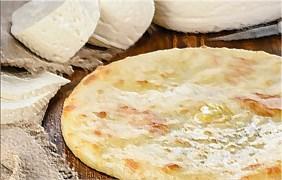 """С сыром, 500 гр. Осетинский пирог """"Уалибах"""""""