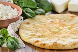 С сыром и шпинатом, 800 гр. Осетинский пирог