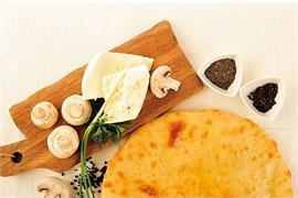 С грибами и сыром, 800 гр. Осетинский пирог