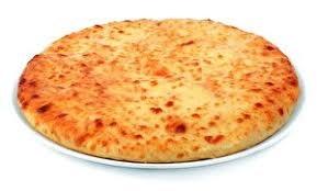 С сыром, картофелем, укропом и зеленым луком 500 гр. Осетинский пирог