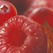 Малиново-Клюквенный пирог 1200 гр. на дрожжевом тесте